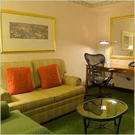 The Hilton Garden Inn Fort Lauderdale/Hollywood Airport hotel - Lounge